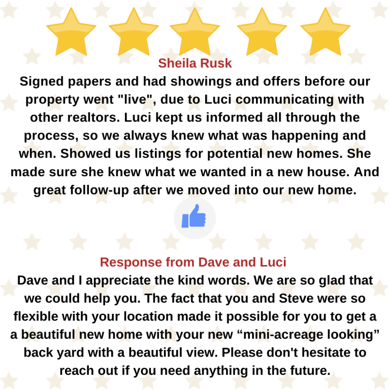 Rusk google Review